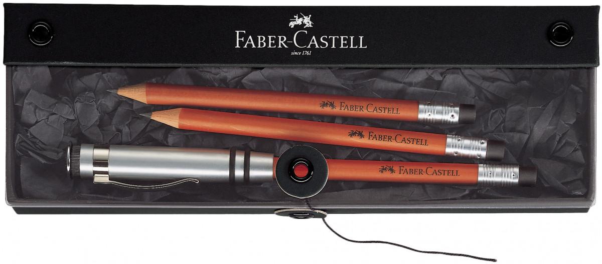 Faber-Castell Design Pencil Gift Set - Brown