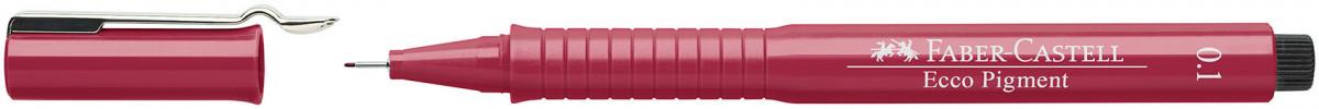 Faber-Castell Ecco Pigment Fineliner Pen - Coloured