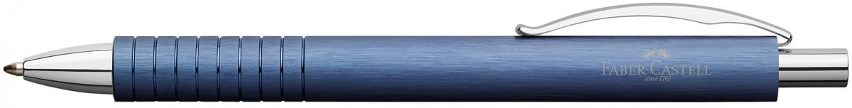 Faber-Castell Essentio Ballpoint Pen - Blue Aluminium