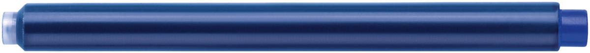 Faber-Castell Long Ink Cartridge - Erasable Blue (Pack of 5)
