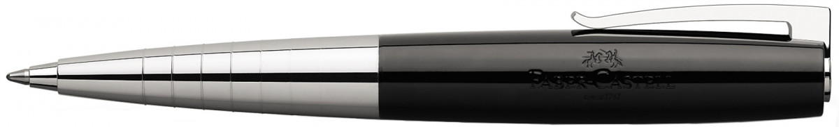Faber-Castell Loom Ballpoint Pen - Piano Black