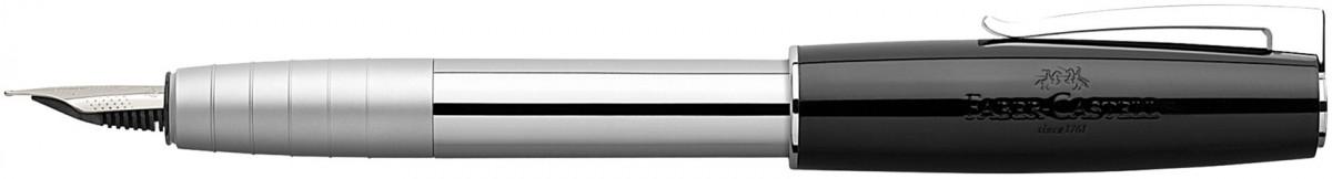 Faber-Castell Loom Fountain Pen - Piano Black