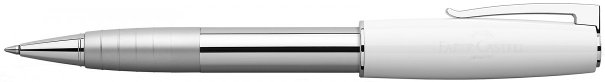 Faber-Castell Loom Rollerball Pen - Piano White