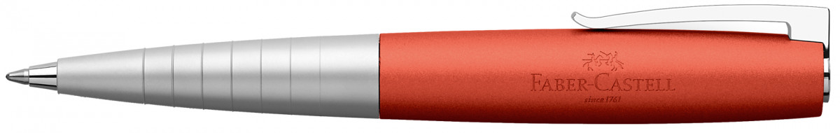 Faber-Castell Loom Ballpoint Pen - Metallic Orange