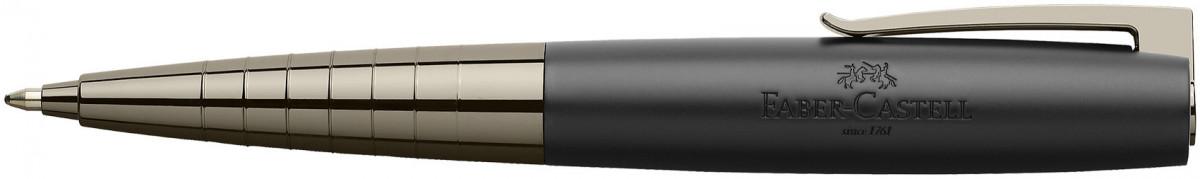 Faber-Castell Loom Ballpoint Pen - Shiny Gunmetal