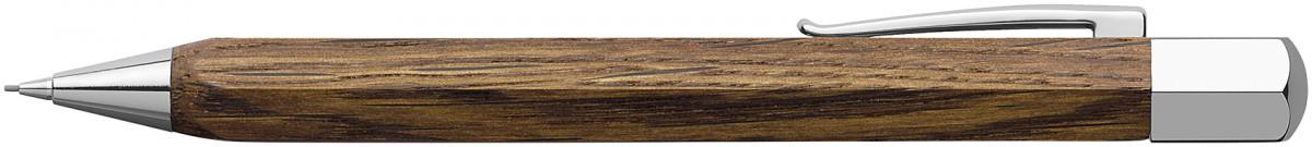 Faber-Castell Ondoro Pencil - Smoked Oak Wood