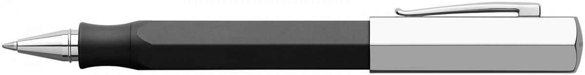 Faber-Castell Ondoro Rollerball Pen - Graphite Black