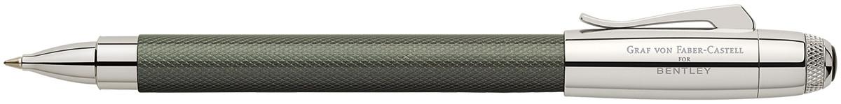 Graf von Faber-Castell for Bentley Rollerball Pen - Tungsten Grey