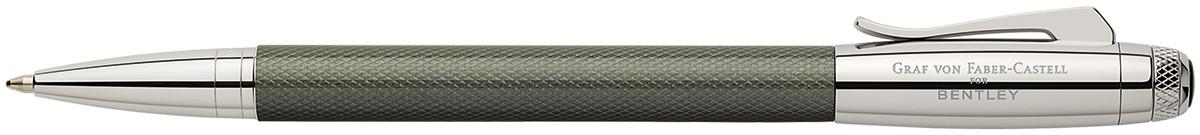Graf von Faber-Castell for Bentley Ballpoint Pen - Tungsten Grey
