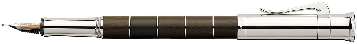 Graf von Faber-Castell Classic Anello Fountain Pen - Grenadilla Platinum Trim