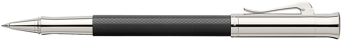 Graf von Faber-Castell Guilloche Rollerball Pen - Black