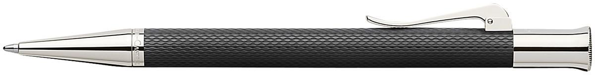 Graf von Faber-Castell Guilloche Ballpoint Pen - Black