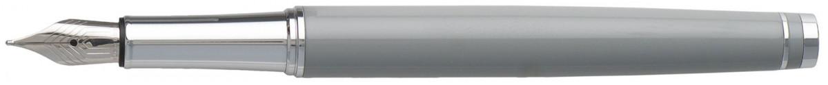 Hugo Boss Ace Fountain Pen - Light Grey