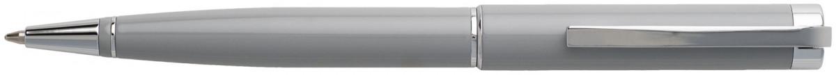 Hugo Boss Ace Ballpoint Pen - Light Grey