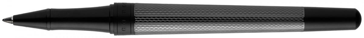 Hugo Boss Essential Rollerball Pen - Glare Black