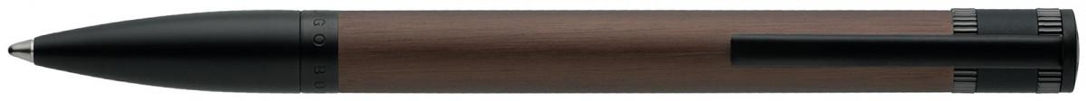 Hugo Boss Explore Ballpoint Pen - Brushed Khaki