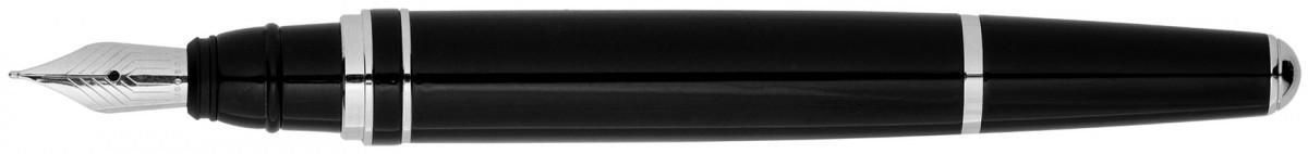 Hugo Boss Fusion Classic Fountain Pen - Black