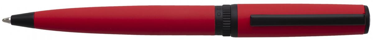 Hugo Boss Gear Ballpoint Pen - Matrix Red