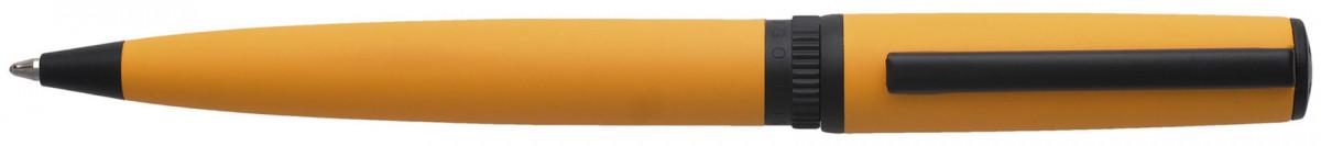 Hugo Boss Gear Ballpoint Pen - Matrix Yellow