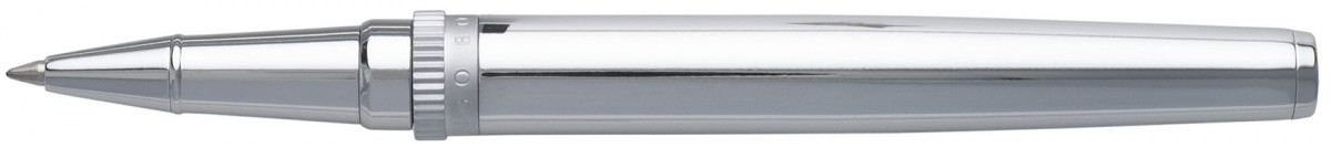 Hugo Boss Gear Rollerball Pen - Metal Chrome