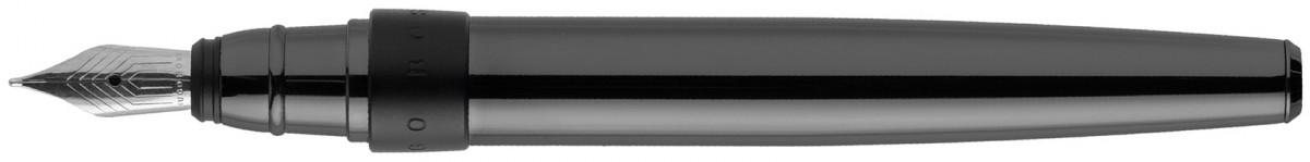 Hugo Boss Halo Fountain Pen - Gun