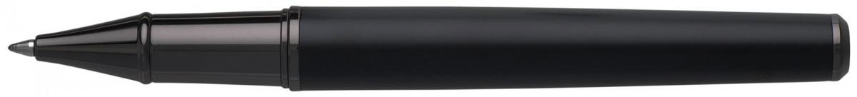 Hugo Boss Minimal Rollerball Pen - Dark Chome