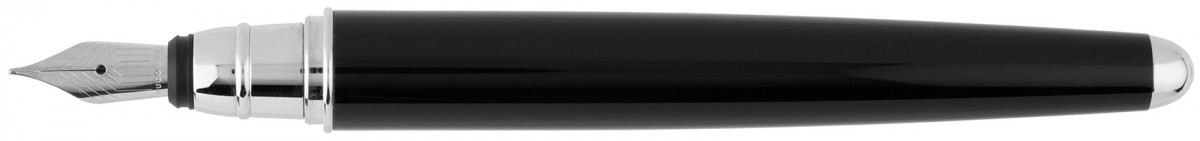 Hugo Boss Pure Cloud Fountain Pen - Black