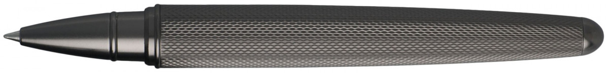 Hugo Boss Pure Rollerball Pen - Matte Dark Chrome