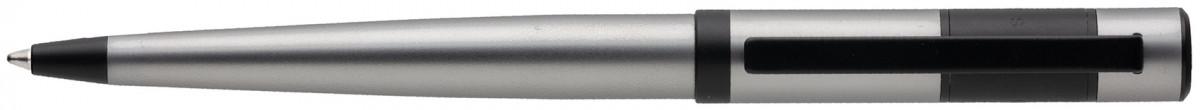 Hugo Boss Ribbon Ballpoint Pen - Matte Chrome
