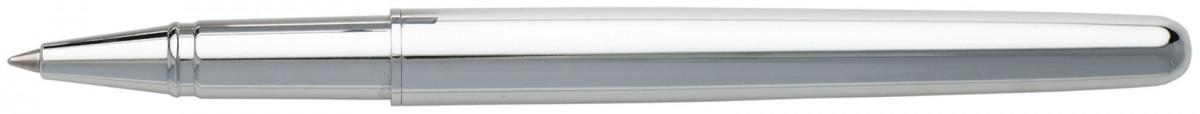 Hugo Boss Ribbon Rollerball Pen - Chrome