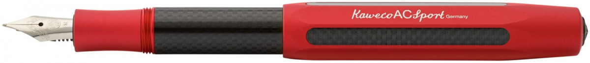 Kaweco AC Sport Fountain Pen - Red