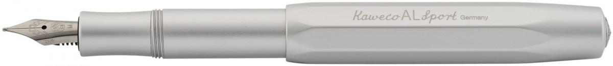 Kaweco AL Sport Fountain Pen - Silver