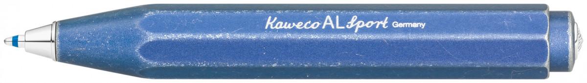 Kaweco AL Sport Ballpoint Pen - Stone Washed Blue