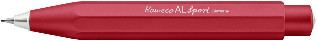 Kaweco AL Sport Mechanical Pencil - Deep Red