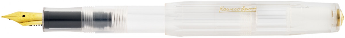 Kaweco Classic Sport Fountain Pen - Transparent