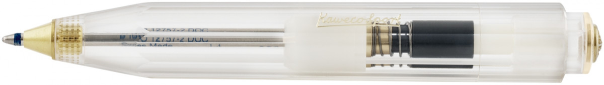 Kaweco Classic Sport Ballpoint Pen - Transparent