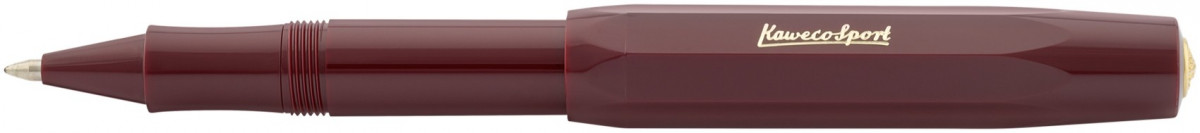 Kaweco Classic Sport Rollerball Pen - Bordeaux Red