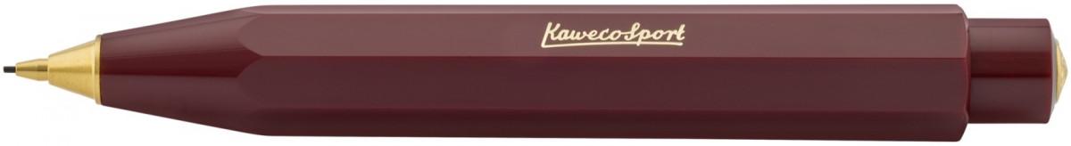 Kaweco Classic Sport Pencil - Bordeaux Red