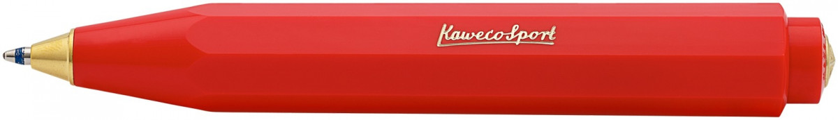 Kaweco Classic Sport Ballpoint Pen - Red