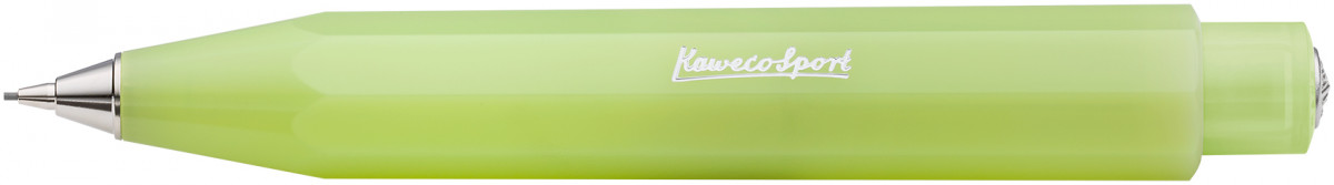 Kaweco Frosted Sport Pencil - Fine Lime