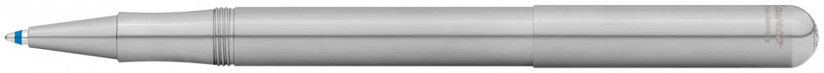 Kaweco Liliput Ballpoint Pen - Capped Stainless Steel