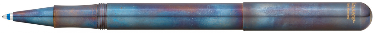 Kaweco Liliput Ballpoint Pen - Capped Fire Blue
