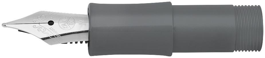 Kaweco Skyline Sport Nib with Grey Grip - Stainless Steel