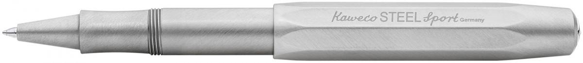 Kaweco Steel Sport Rollerball Pen - Steel