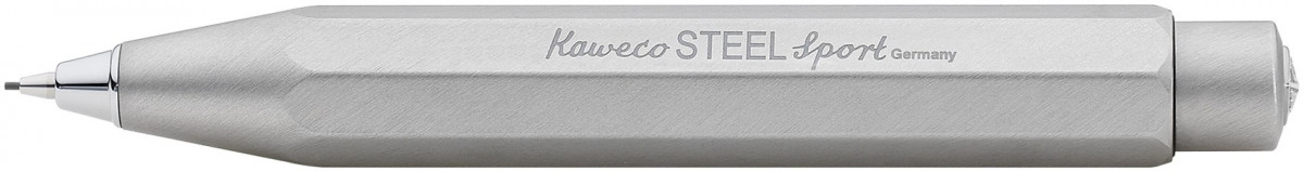 Kaweco Steel Sport Pencil - Steel
