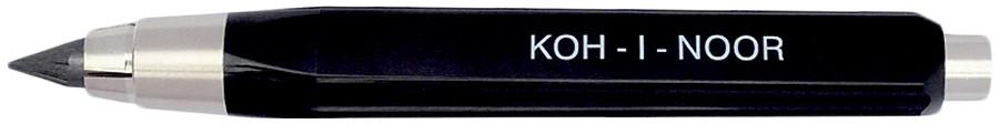 Koh-I-Noor 5344 Mechanical Clutch Leadholder - 5.6mm - Black