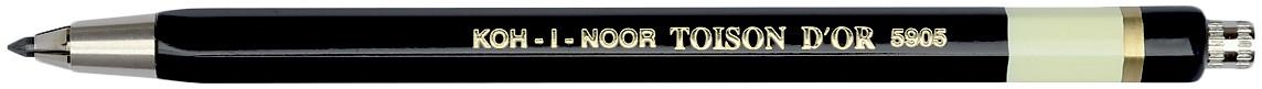 Koh-I-Noor 5905 Mechanical Clutch Leadholder - 2.0mm