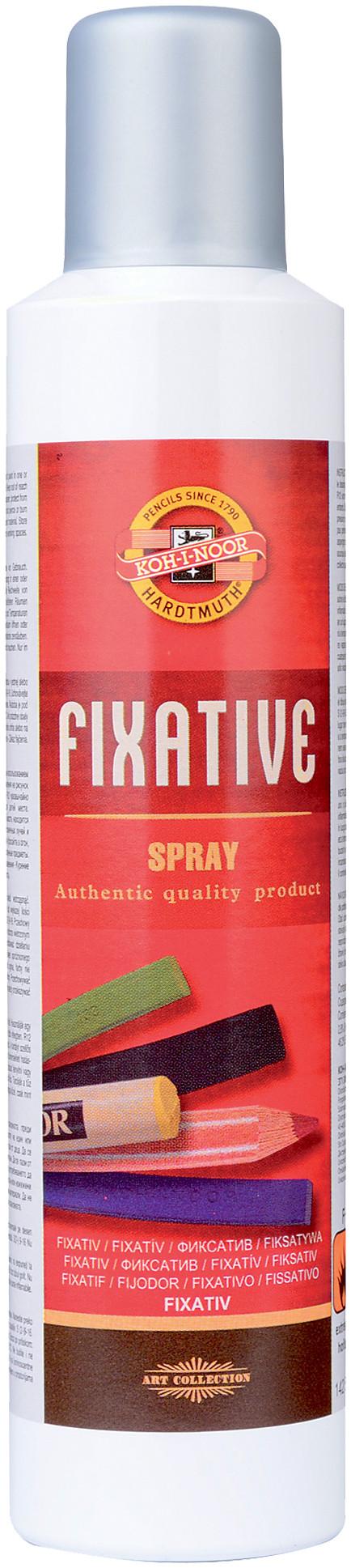 Koh-I-Noor Fixative Spray UV Filter - 300ml