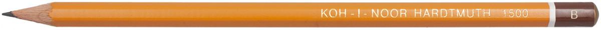 Koh-I-Noor 1500 Graphite Pencil