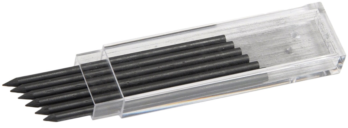 Koh-I-Noor 4820 Graphite Leads - 3.8mm x 90mm (Pack of 6)